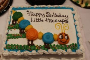Little Hiccups 9th Birthday Celebrations!