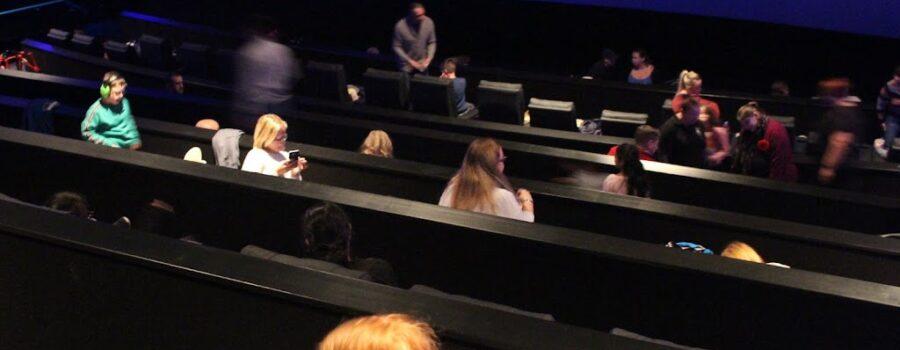 Chillin' at the cinema
