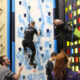 Fundraising and Fun at Clip n Climb