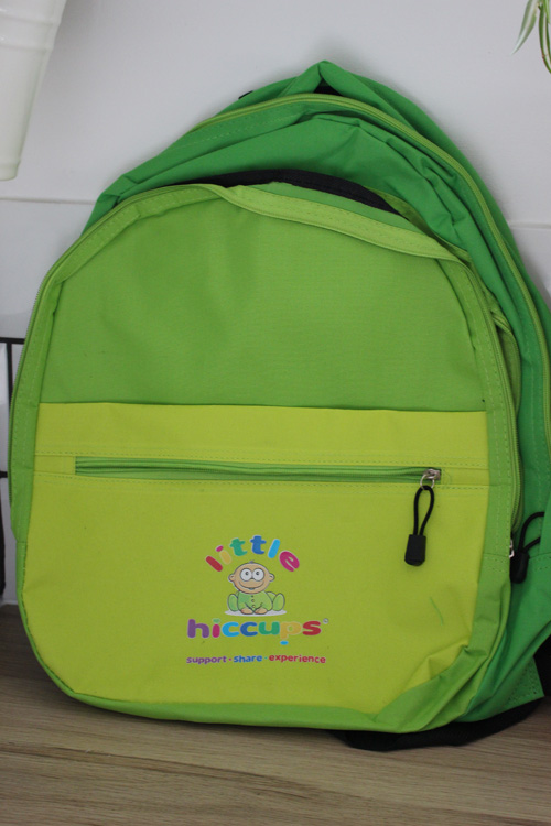 Little Hiccups Backpack