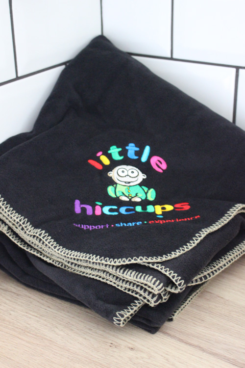 Little Hiccups blanket